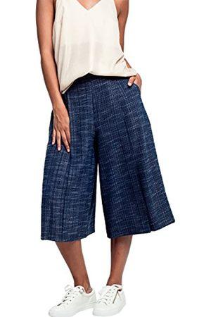Q2 Culottes con Estampado Pantalones