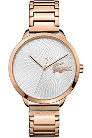 Lacoste Reloj Analógico para Mujer de Cuarzo con Correa en Oro Rosa 2001060