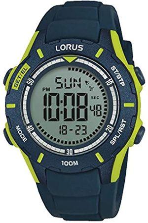 Lorus RelojCronógrafoparaNiñosdeDigitalconCorreaenSiliconaR2365MX9