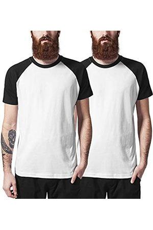 Urban classics Raglan Contrast tee Camiseta