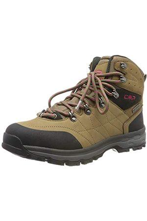 CMP Sheliak, Zapatos de High Rise Senderismo para Mujer, (Desert P613)