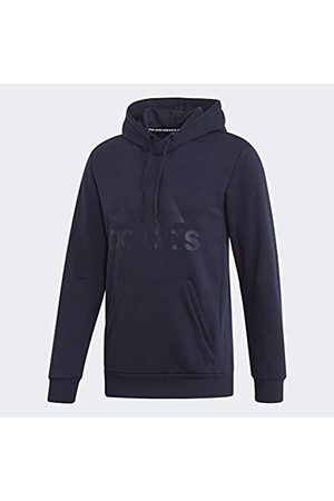 adidas Must Haves Badge of Sports Hoodie Sudadera, Hombre