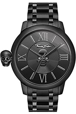 Thomas Sabo Reloj para señor Rebel with Karma WA0305-202-203-46 mm