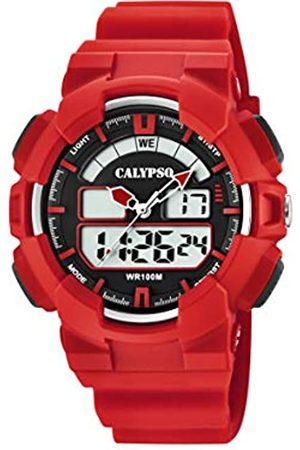 Calypso CalypsoWatchesRelojAnalógico-DigitalparaHombredeCuarzoconCorreaenPlásticoK5772/2