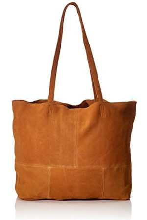 Pieces PCALEX Leather Shopper FC, comprador para Mujer