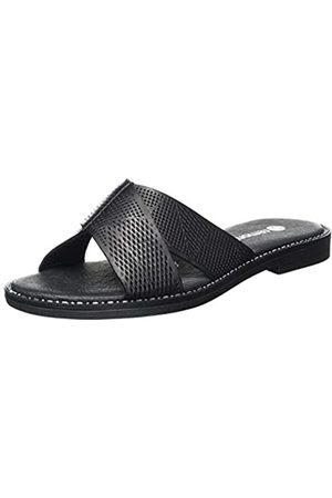 Remonte D3651, Mules para Mujer, (Schwarz 01)