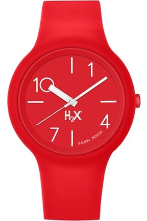 Haurex Reloj Analógico para Hombre de Cuarzo con Correa en Caucho SR390UR1