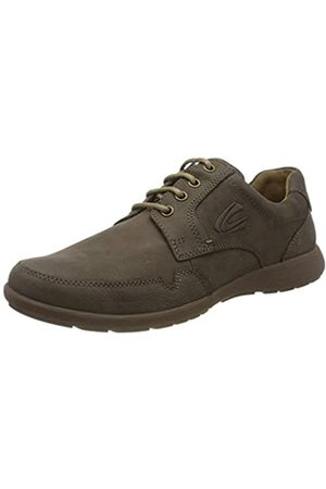 Camel Active Folk, Zapatos de Cordones Derby para Hombre, (Charcoal 03)