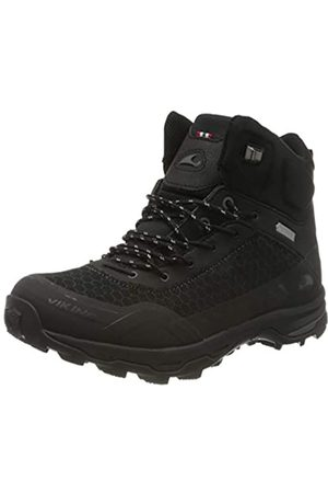 Viking Rask Warm GTX W, Zapatos de High Rise Senderismo para Mujer, (Black/Charcoal 277)