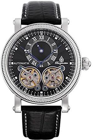 Burgmeister Alicante BM156-122 - Reloj analógico de caballero automático