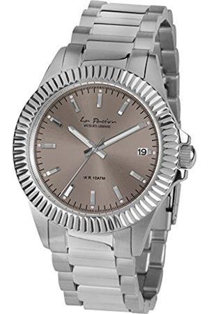 Jacques Lemans Reloj Analógico para Mujer de Cuarzo con Correa en Acero Inoxidable LP-125F