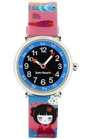 Baby Watch Coffret Doll - Reloj analógico de Cuarzo para niña
