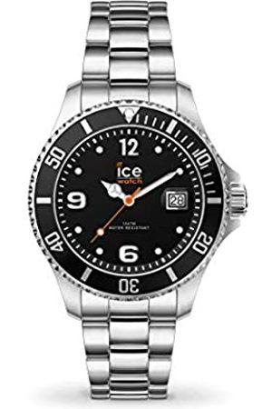 Ice-Watch ICE steel Black silver - Reloj para Mujer con Correa de metal