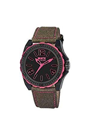 Watx Reloj Análogo clásico para Mujer de Cuarzo con Correa en Nailon RWA1887
