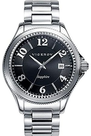 Viceroy RelojMultiesferaparaHombredeCuarzoconCorreaenAceroInoxidable47887-55