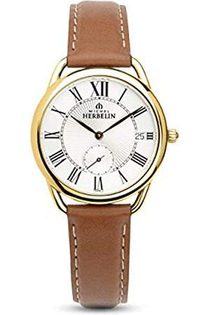 Michel Herbelin Reloj de Vestir 18397/P08GO