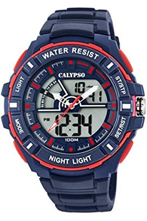 Calypso Watches CalypsoWatchesRelojAnalógico-DigitalparaHombredeCuarzoconCorreaenPlásticoK5769/2