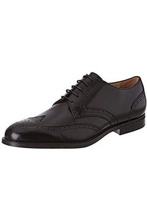 Stonefly Berry II Calf, Zapatos de Cordones Derby para Hombre, (Black 000)