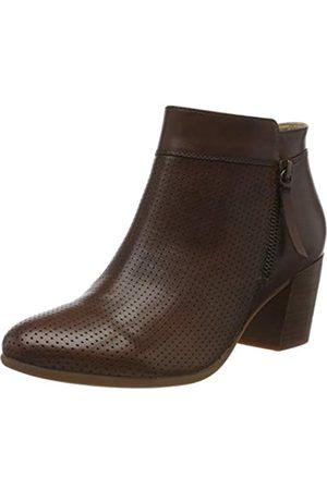Geox D New Lucinda D, Botines para Mujer, (Brown C0013)