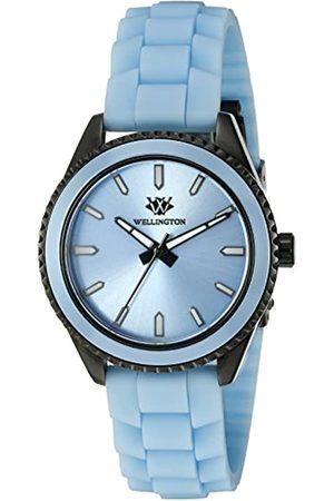 Daniel Wellington WN508-633 - Reloj analógico de Cuarzo para Mujer con Correa de Silicona