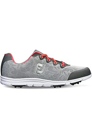 FootJoy Enjoy Zapatos de Golf, Mujer, ( /Papaya)