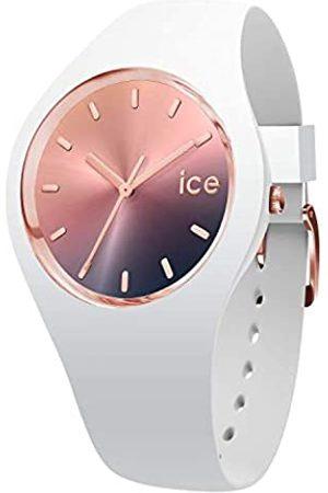 Ice-Watch ICEsunsetMidnight-RelojbiancoparaMujerconCorreadesilicona-015749(Medium)