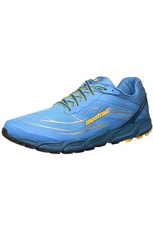 Columbia Caldorado III, Zapatillas de Running para Asfalto para Hombre, (Riptide/Honey Yellow 463)
