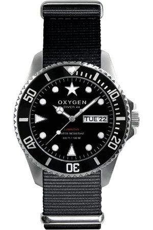 Oxygen EX-D-MOB-44-BL - Reloj analógico de Cuarzo Unisex