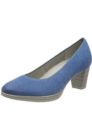 Marco Tozzi 2-2-22400-34, Zapatos de Tacón para Mujer, (Azure 883)
