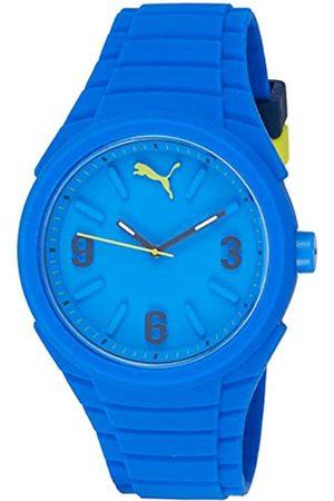 Puma Gummy - Reloj análogico de cuarzo con correa de silicona unisex