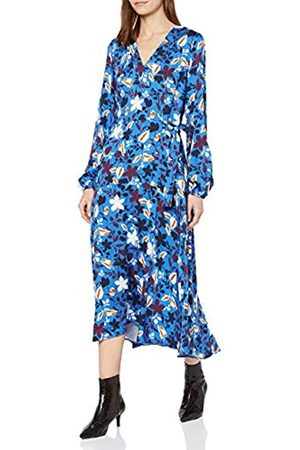 Marc O' Polo 001098521191 Vestido, (Multi/Foggy Sky B01)