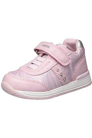 Geox Rishon Baby G, Zapatillas para Bebés, (Pink C8004)