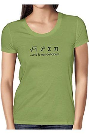 Texlab I ate Some Pie Camiseta, Mujer