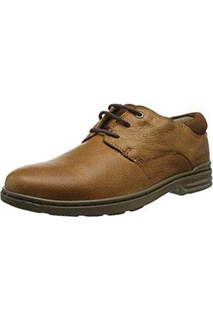 Hush Puppies MAX, Zapatos de Cordones Derby para Hombre (Brown (Brown))