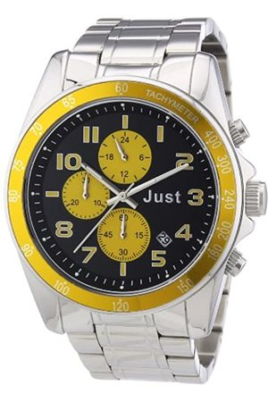 Just Watches 48-S1230-YL - Reloj analógico de Cuarzo Unisex