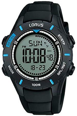 Lorus RelojCronógrafoparaNiñosdeDigitalconCorreaenSiliconaR2367MX9
