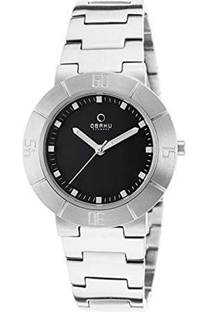 Obaku Harmony - Reloj analógico de Cuarzo para Mujer con Correa de Acero Inoxidable