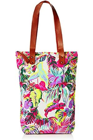 The Holiday Shop London CANBTW/P/Y - Bolsa de Lona mujer