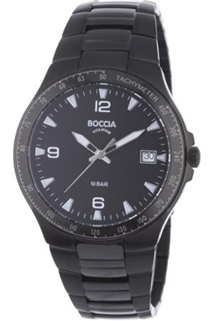 Boccia B3549-03 - Reloj de Caballero de Cuarzo