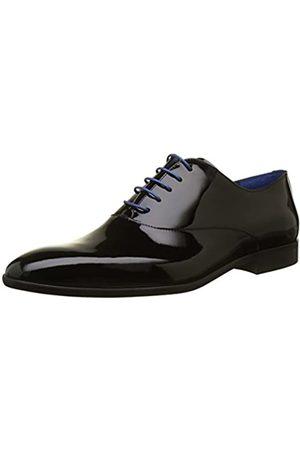 Azzaro ROSINO, Zapatos de Cordones Oxford para Hombre, (Noir 02)