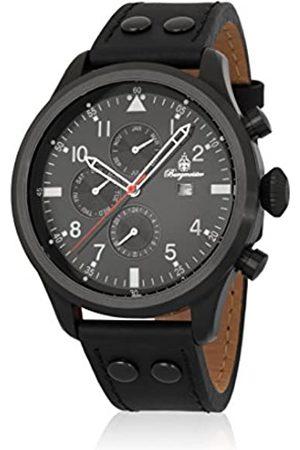 Burgmeister Reloj Hombre de Analogico con Correa en Cuero BM227-622
