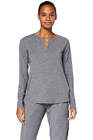 Under Armour Recovery Sleepwear Camisa de Manga Larga, Mujer