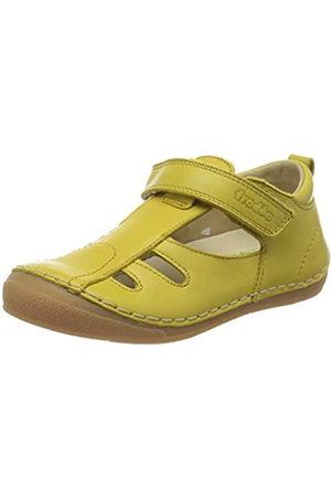 Froddo G2150110 Kids Sandal, Sandalias con Punta Cerrada Unisex niños, (Yellow I15)