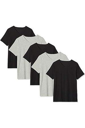FIND Marca Amazon - MERAKI Calzoncillo Corto de Algodón Hombre, Pack de 5, XL