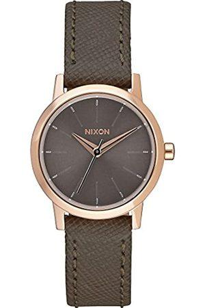 Nixon Reloj Digital Unisex con Correa de Cuero – A398-2214-00