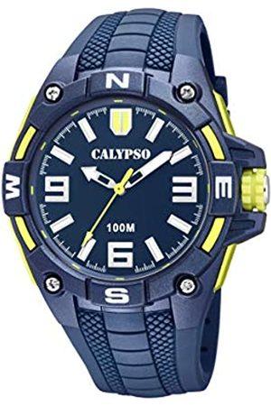 Calypso Reloj Analógico para Hombre de Cuarzo con Correa en Plástico K5761/2