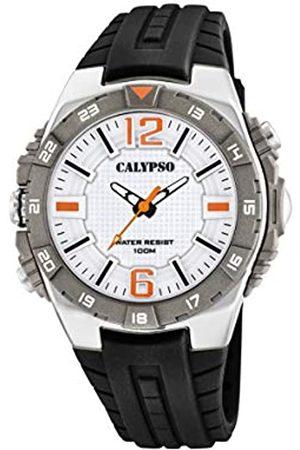Calypso CalypsoWatchesRelojAnalógicoparaHombredeCuarzoconCorreaenPlásticoK5778/1