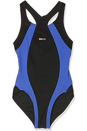 Beco – Bañador para niña Aqua Talla:17 años (176 cm)