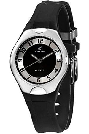 Calypso Reloj Analógico para Unisex de Cuarzo con Correa en Caucho K5162/2