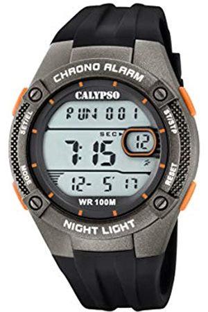 Calypso RelojCronógrafoparaHombredeCuarzoconCorreaenSiliconaK5765/4
